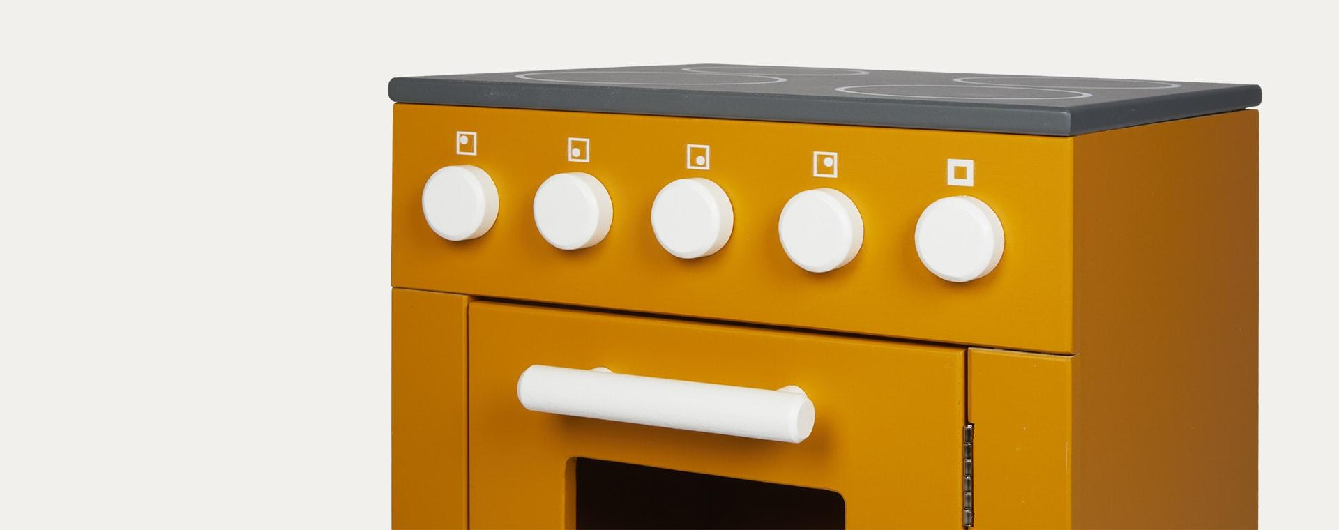Yellow Kid's Concept Stove