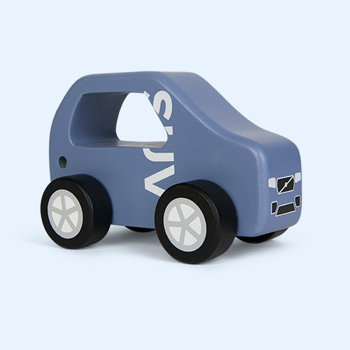Grey Kid's Concept SUV Car