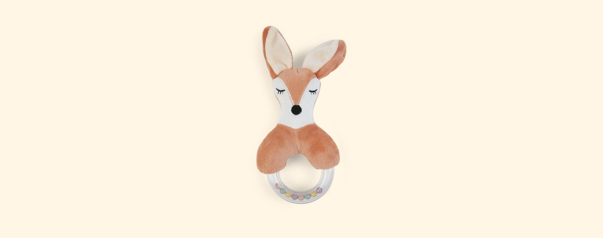 Fox Kid's Concept Rattle