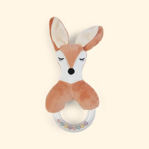 Fox Kids Concept Rattle