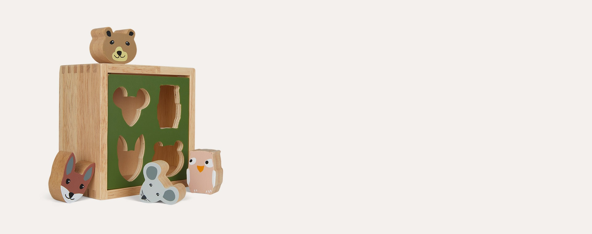 Multi Kid's Concept Edvin Sorter Box