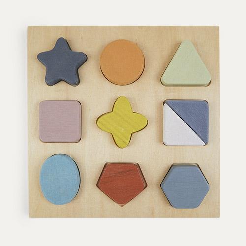 Multi Kid's Concept Puzzle Geo