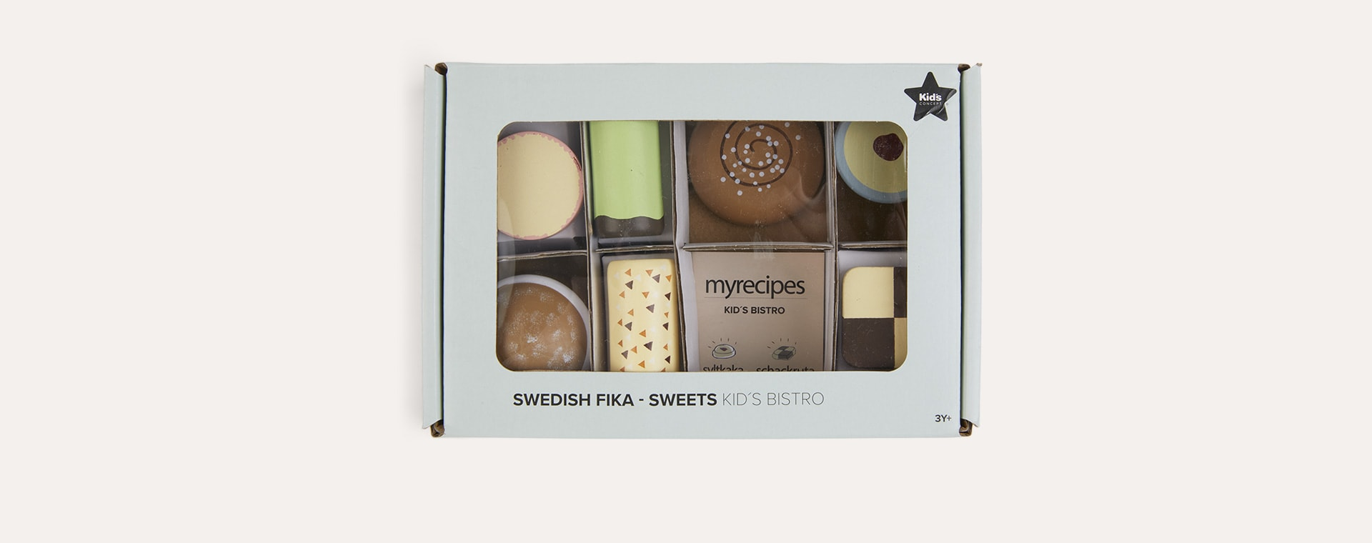 Multi Kid's Concept Swedish Fika Sweets