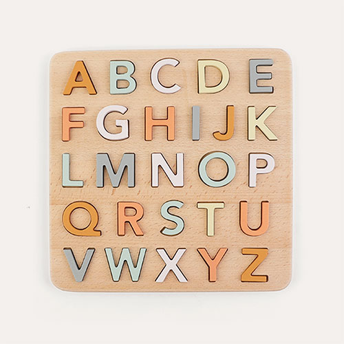 Multi Kid's Concept ABC puzzle
