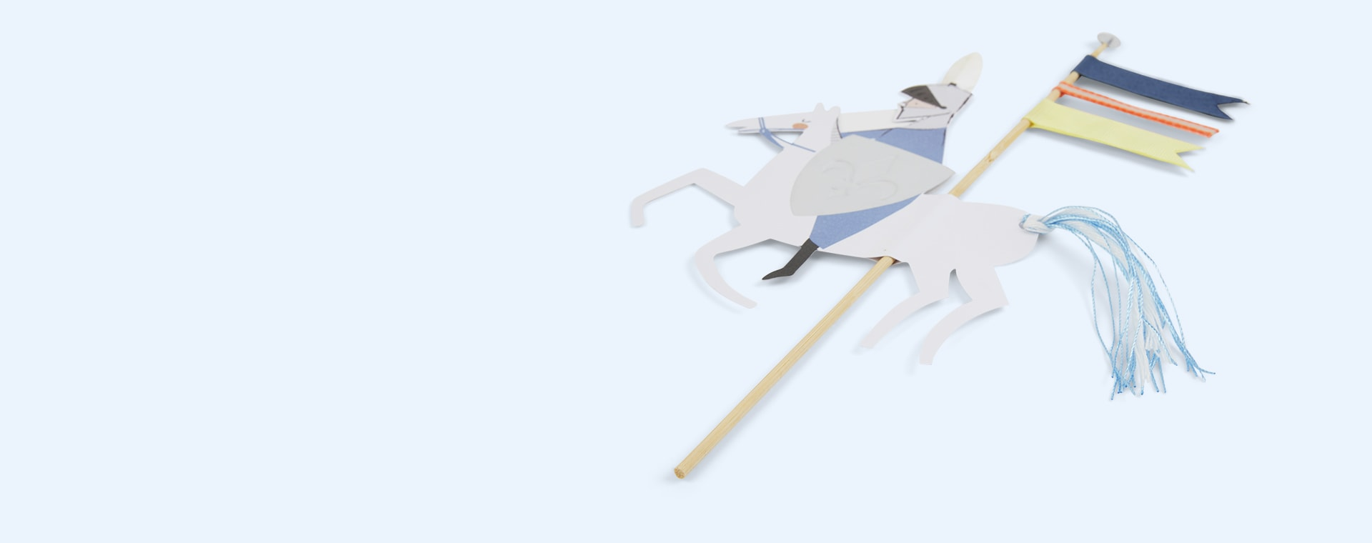 Multi Meri Meri Dragon Knight Cake Topper