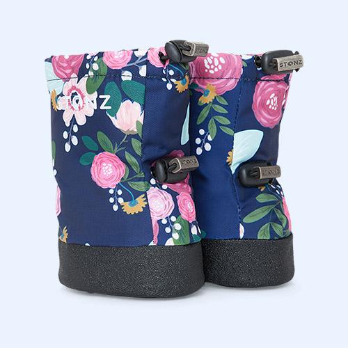 Wildflower Stonz Baby Booties