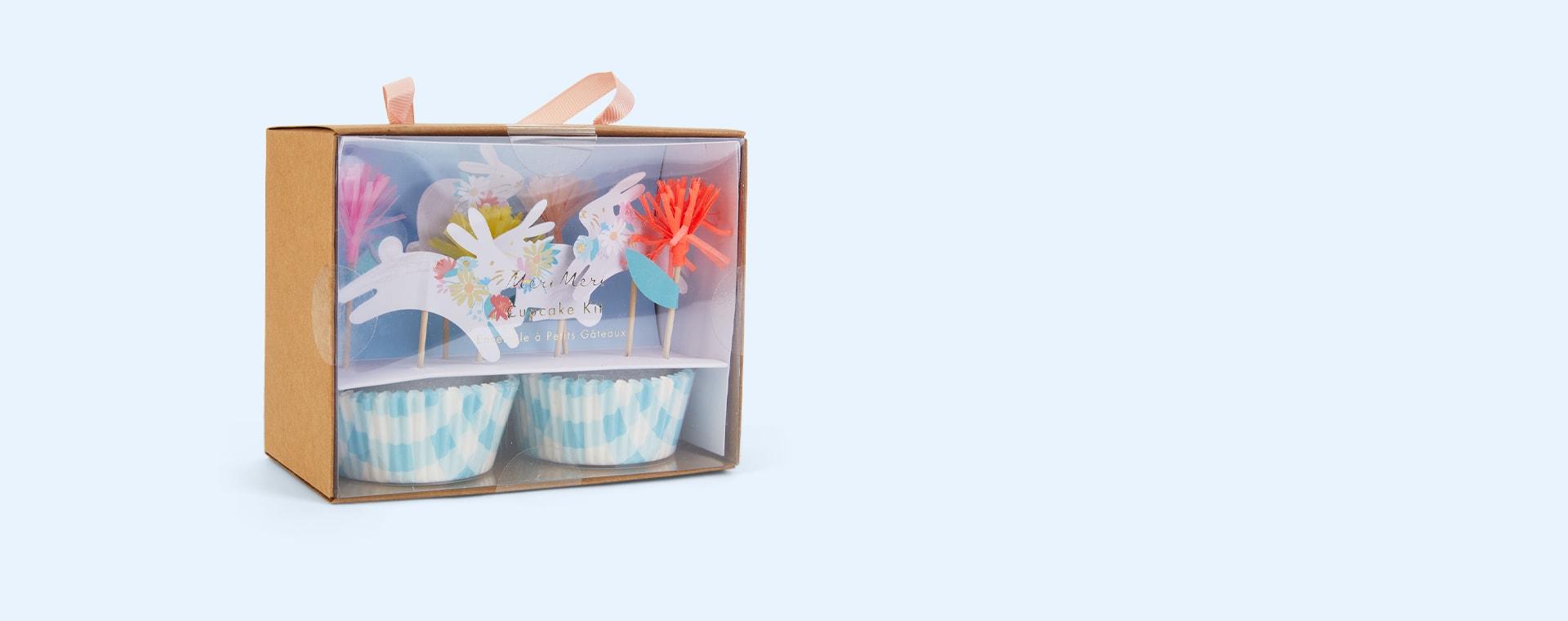 Multi Meri Meri Spring Bunny Cupcake Kit