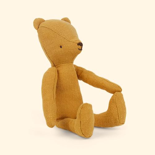Yellow Maileg Teddy Junior