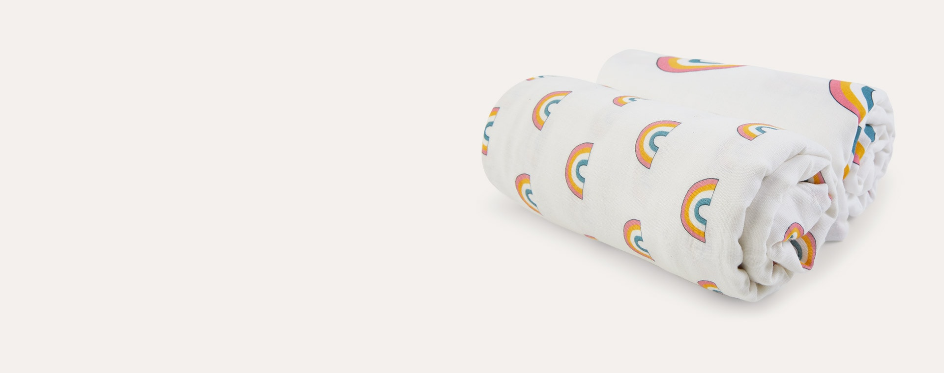 Rainbow Mama Designs Muslin Swaddle 2 Pack