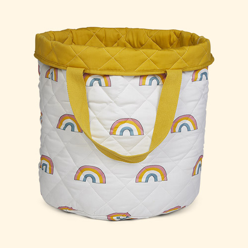 Rainbow Mama Designs Toy Basket
