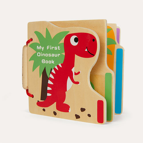 Multi Legler Toys My First Dinosaur Book