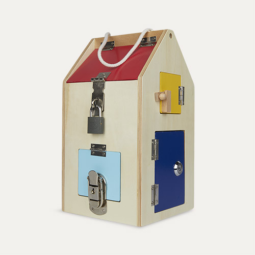 Multi Legler Toys House Of Locks