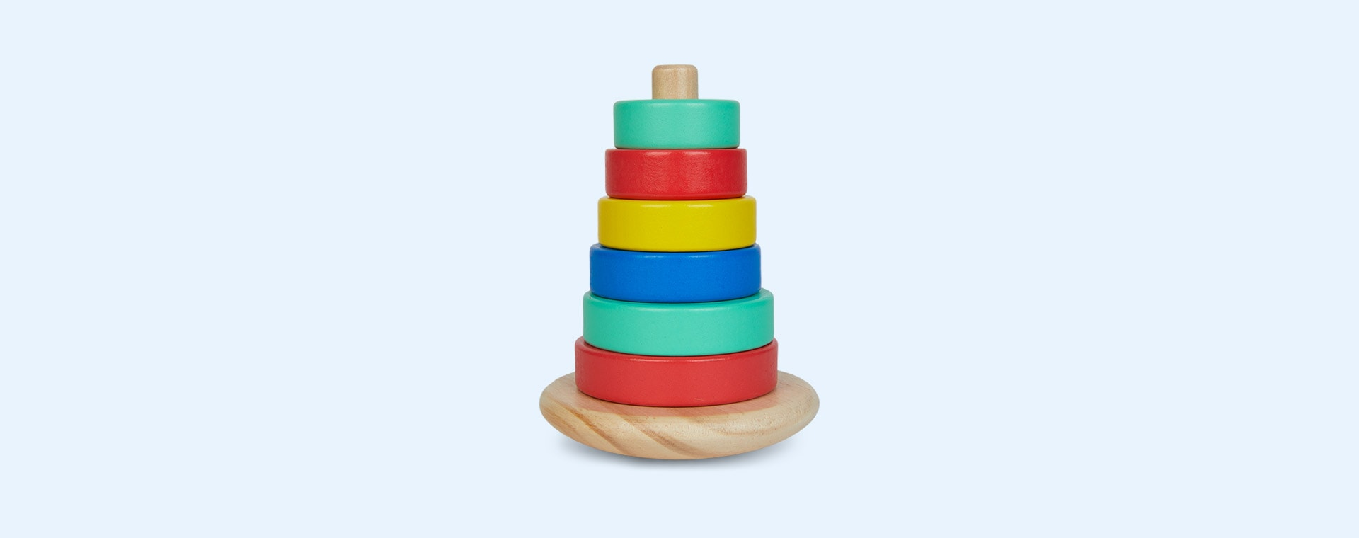 Multi Legler Toys Move It Stacking Tower