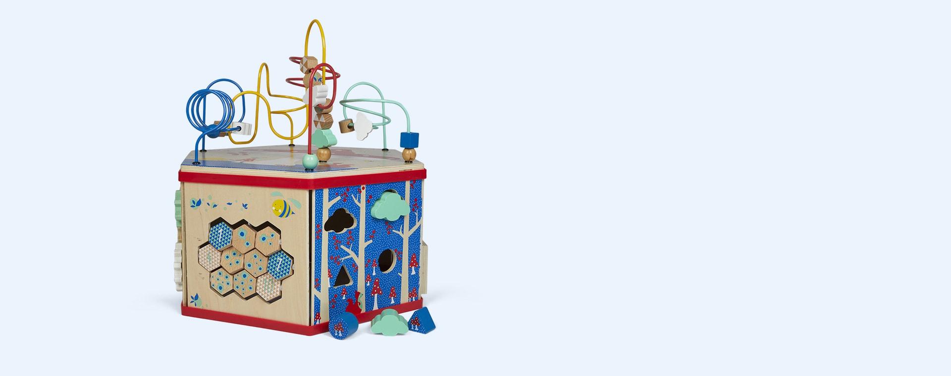 Multi Legler Toys Move It Motor Skills Cube
