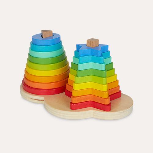 Multi Legler Toys Rainbow Shape Fitter