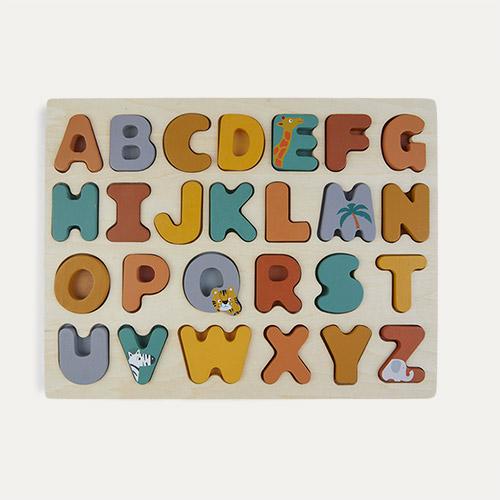 Safari Legler Toys ABC Puzzle