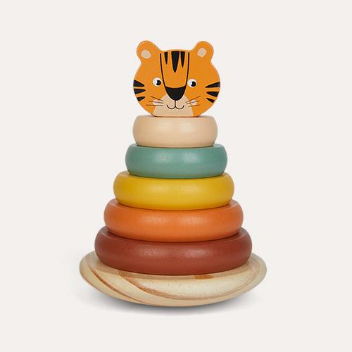 Safari Legler Toys Tiger Stacker