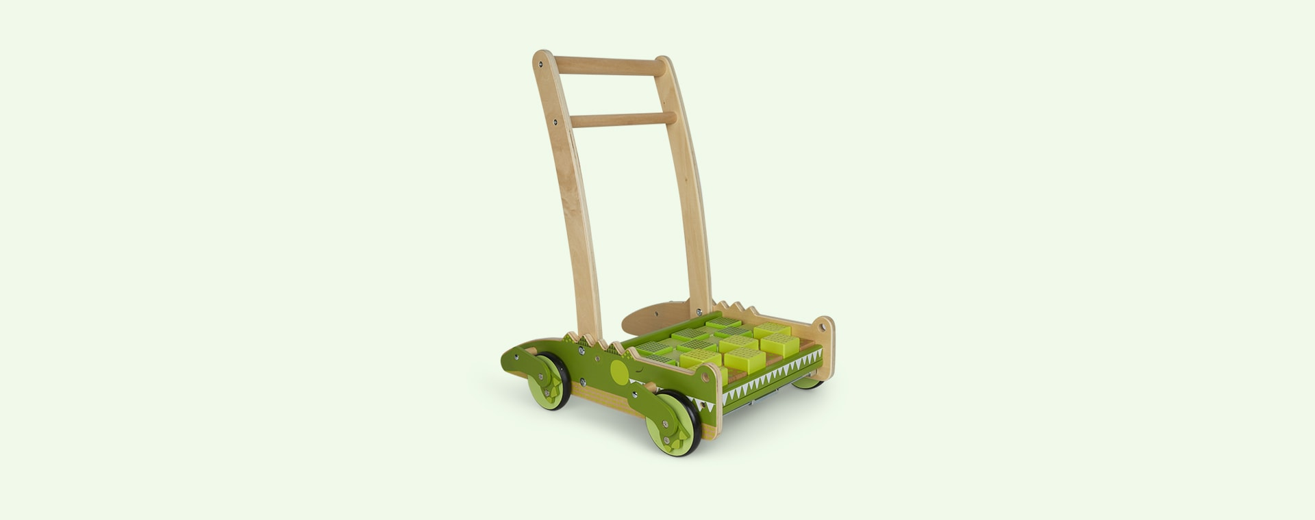 Multi Legler Toys Crocodile Walker
