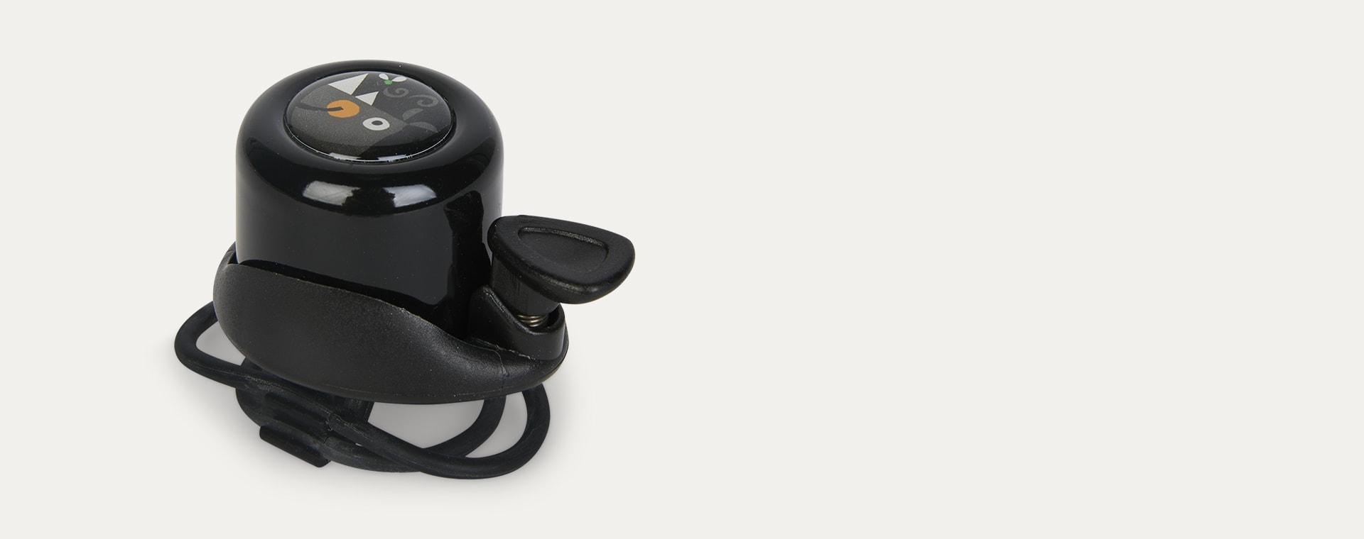 Black Wishbone Design Studio Wishbone Bicycle Bell