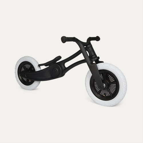 Black Wishbone Design Studio Wishbone Bike 2 in 1