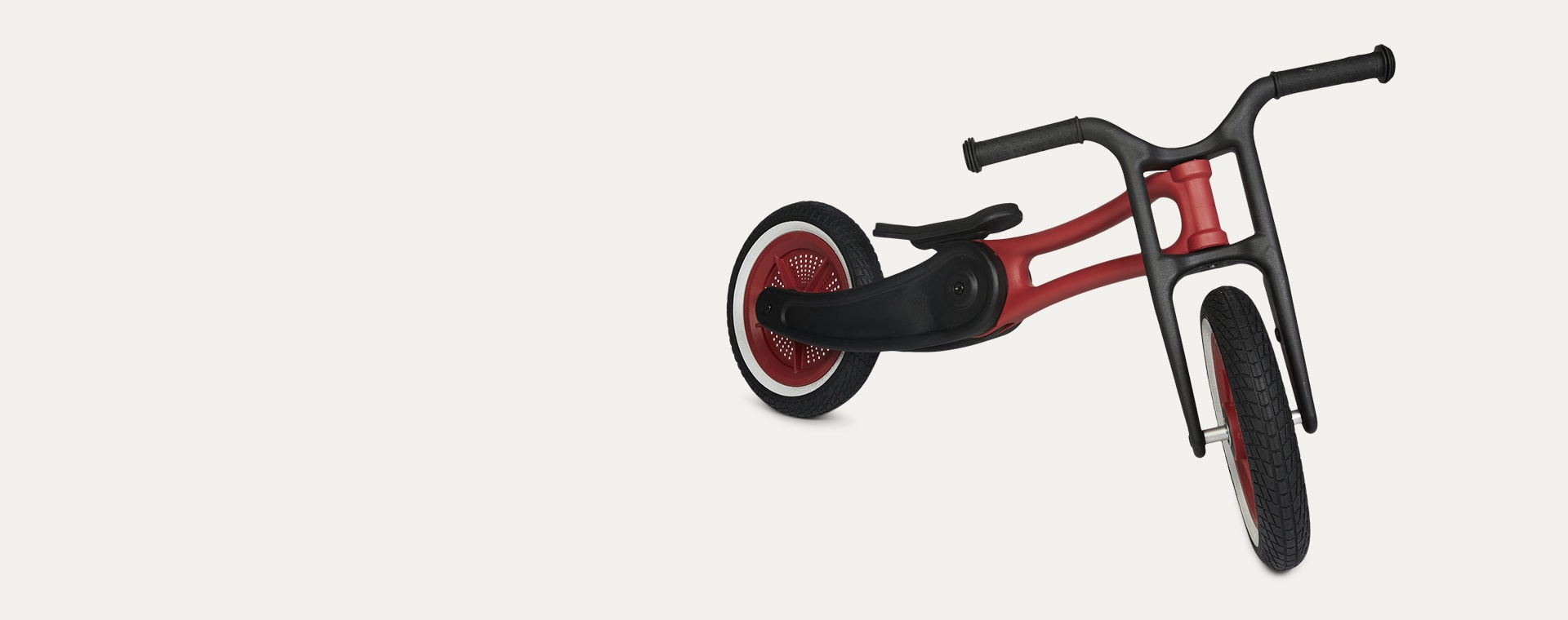 Red Wishbone Design Studio Wishbone Bike 2 in 1