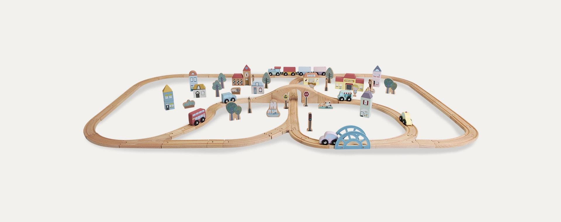 Multi Little Dutch Large Train Starter Set