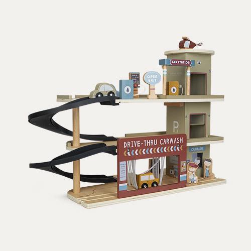 Multi Little Dutch Railway Train Extension -  Garage