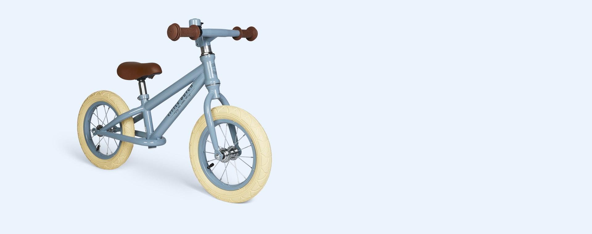 Blue Little Dutch Balance Bike