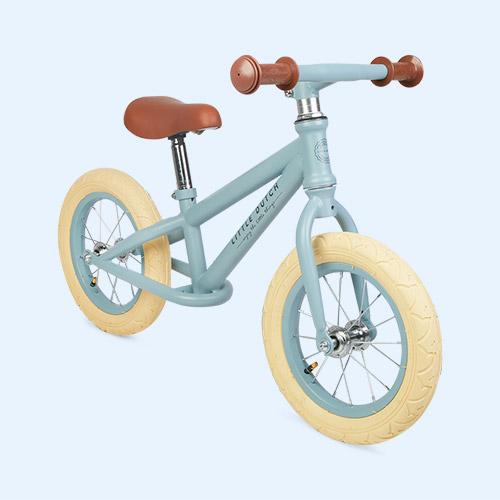 Matte Blue Little Dutch Balance Bike