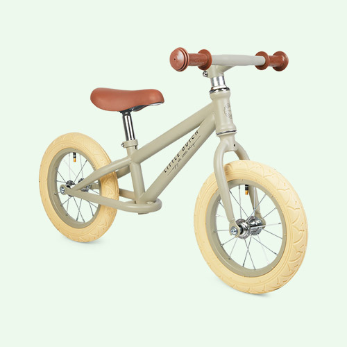 Matte Green Little Dutch Balance Bike