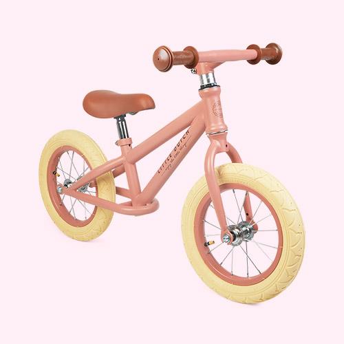 Matte Pink Little Dutch Balance Bike