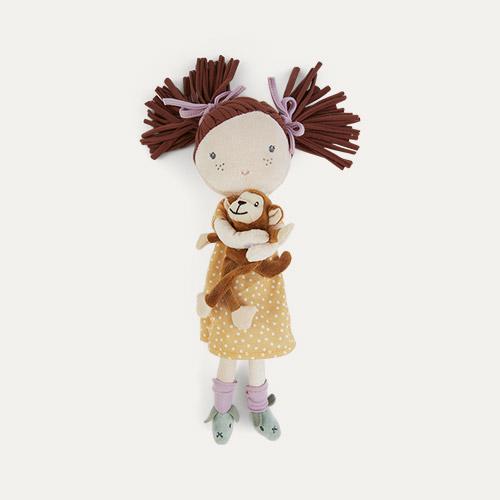 Multi Little Dutch Sophia Doll