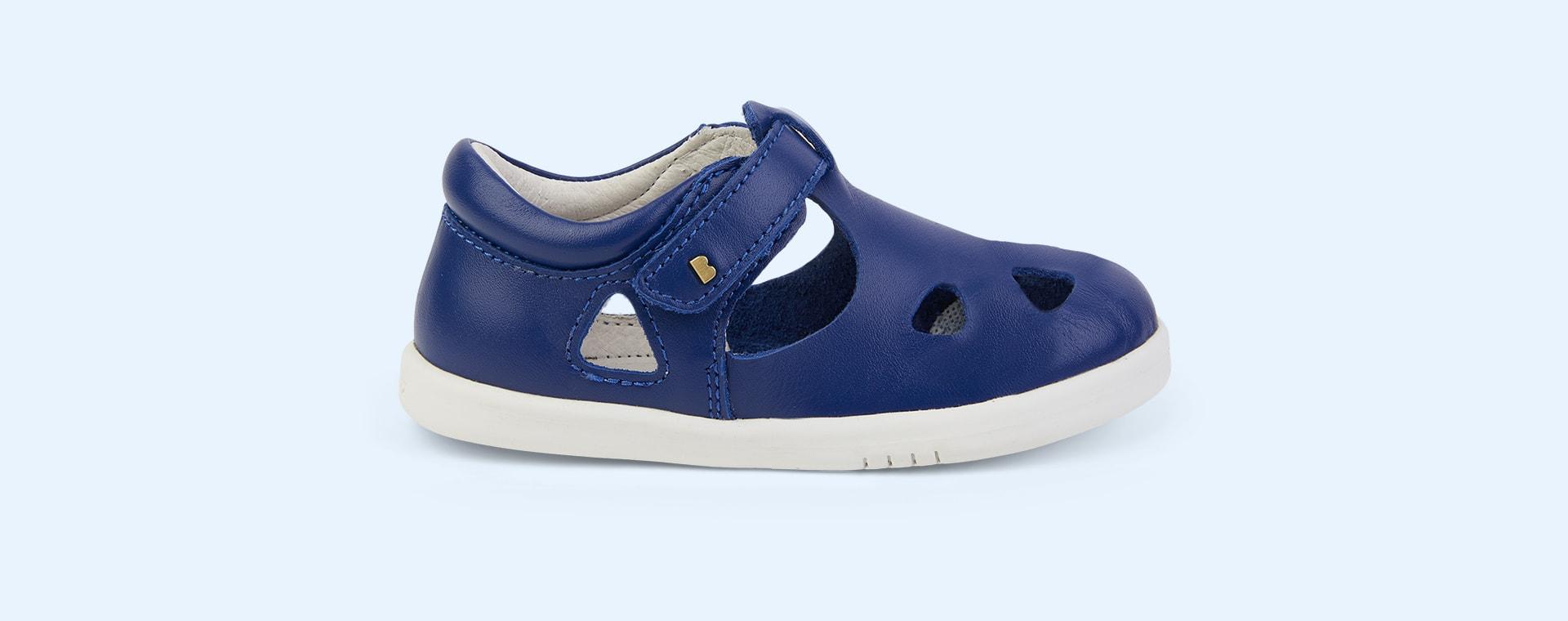 Blueberry Bobux I-Walk Zap Sandal