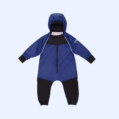 Navy Stonz Rain suit