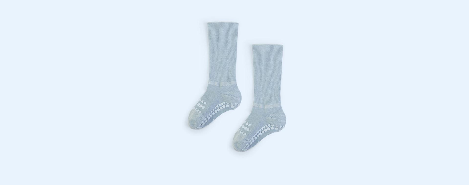Sky Blue GoBabyGo Bamboo Socks