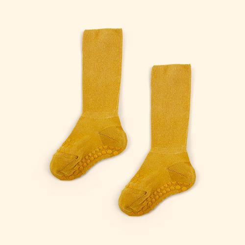 Mustard GoBabyGo Bamboo Socks