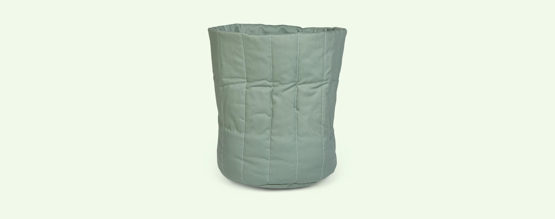 olive green wigiwama Small Toy Storage Bag