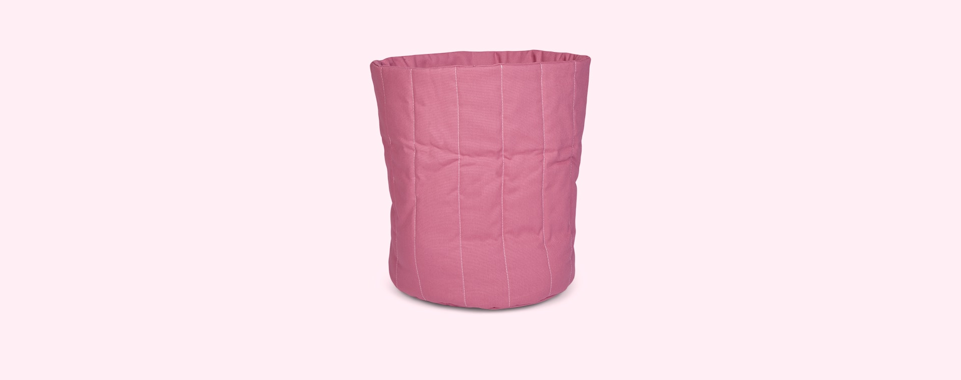 Blush Pink wigiwama Small Toy Storage Bag