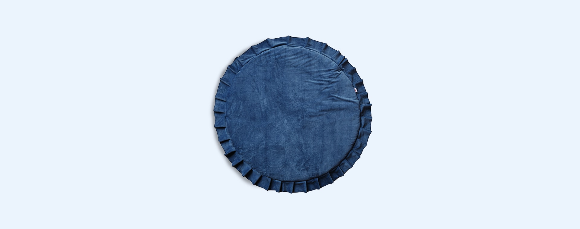 deep blue wigiwama Velvet Playmat