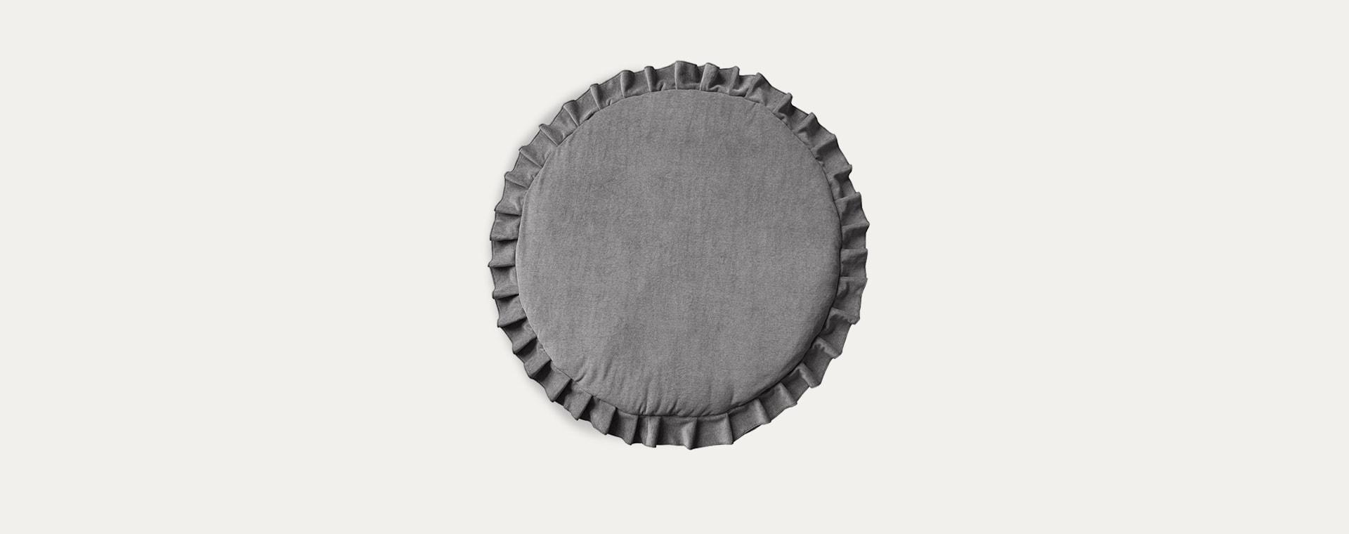 Grey wigiwama Velvet Playmat