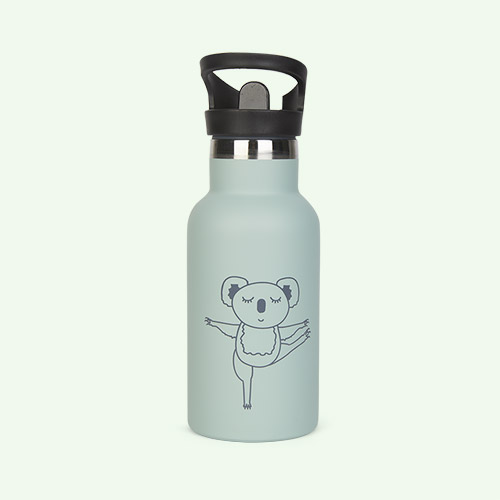 Green Koala wigiwama Water Bottle