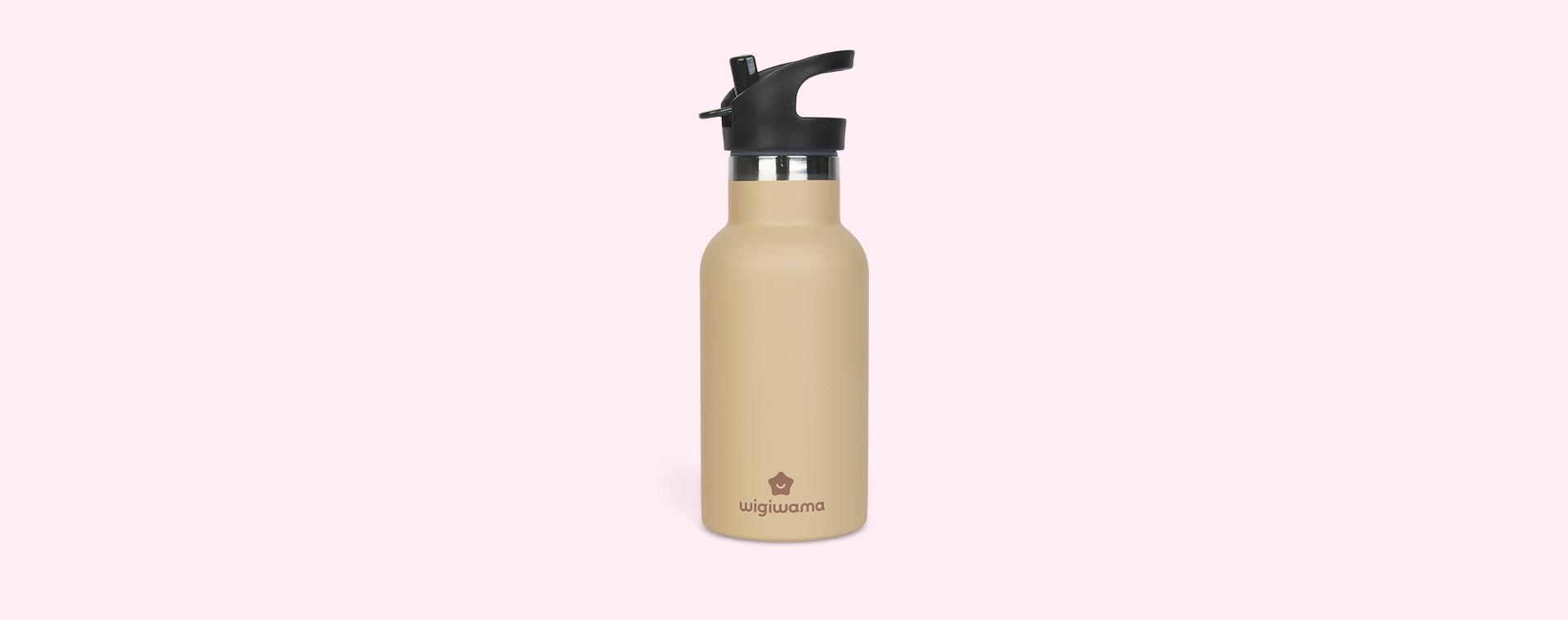 Pink Giraffe wigiwama Water Bottle