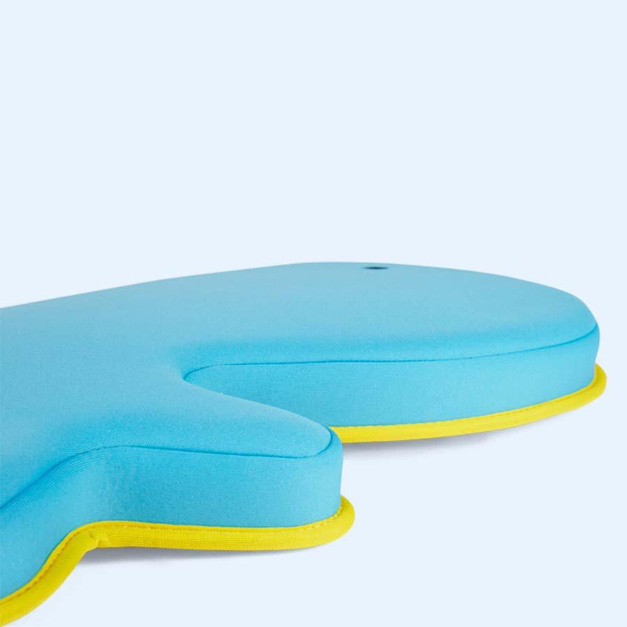 Blue Skip Hop Moby Bath Kneeler