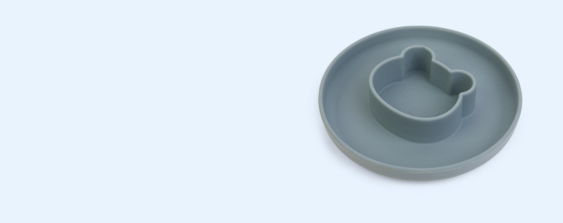 Mr Bear Blue Fog/Khaki Mix Liewood 2-Pack Gordon Plate