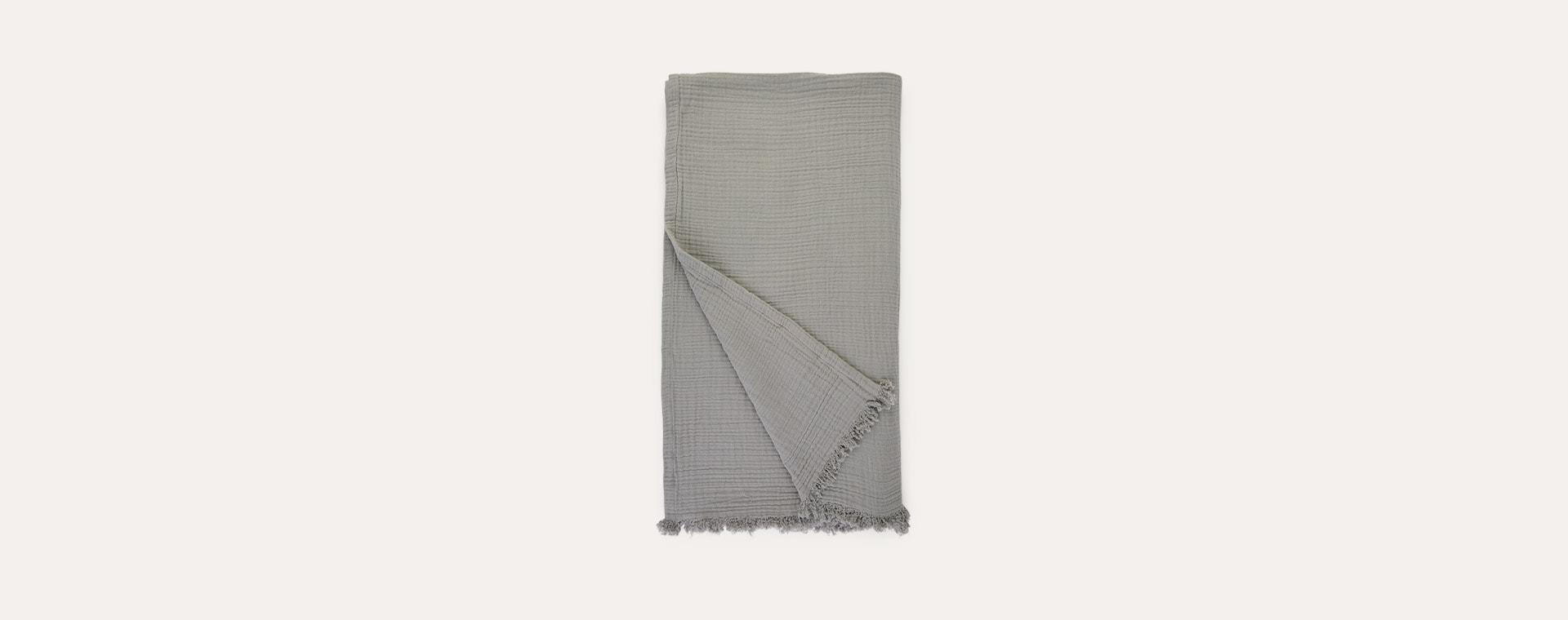 Dove Blue Liewood Magda Muslin Blanket