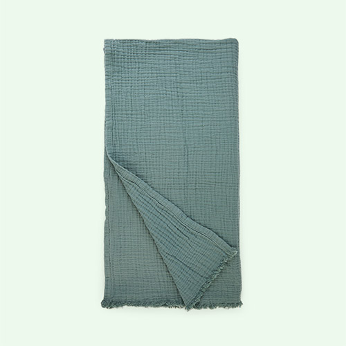 Peppermint Liewood Magda Muslin Blanket