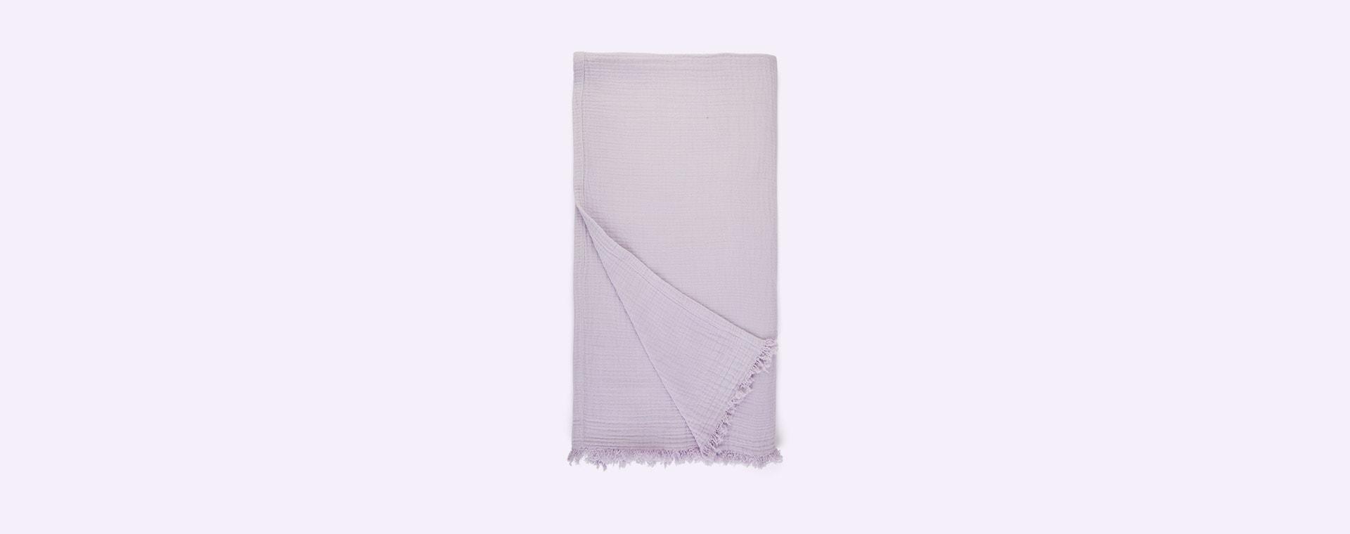 Light Lavender Liewood Magda Muslin Blanket
