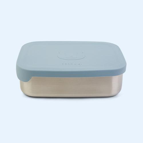 Mr Bear Sea Blue Liewood Nina Lunch Box