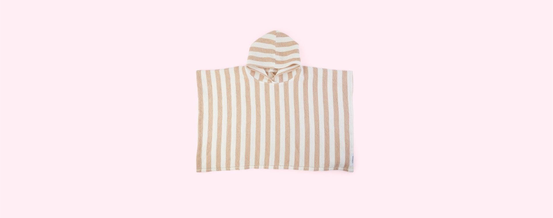 Stripe: Pale Tuscany/Crème de la Crème Liewood Paco Poncho