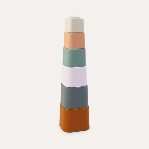 Multi Mix Liewood Zuzu Stacking Cups